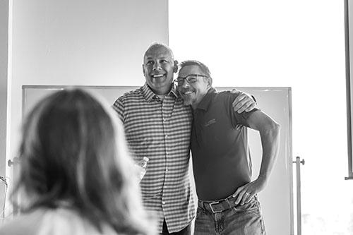 Todd Ruedt & Dave Steffen of ActionCOACH