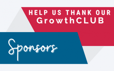 GrowthCLUB | Business Community Conference Sponsors